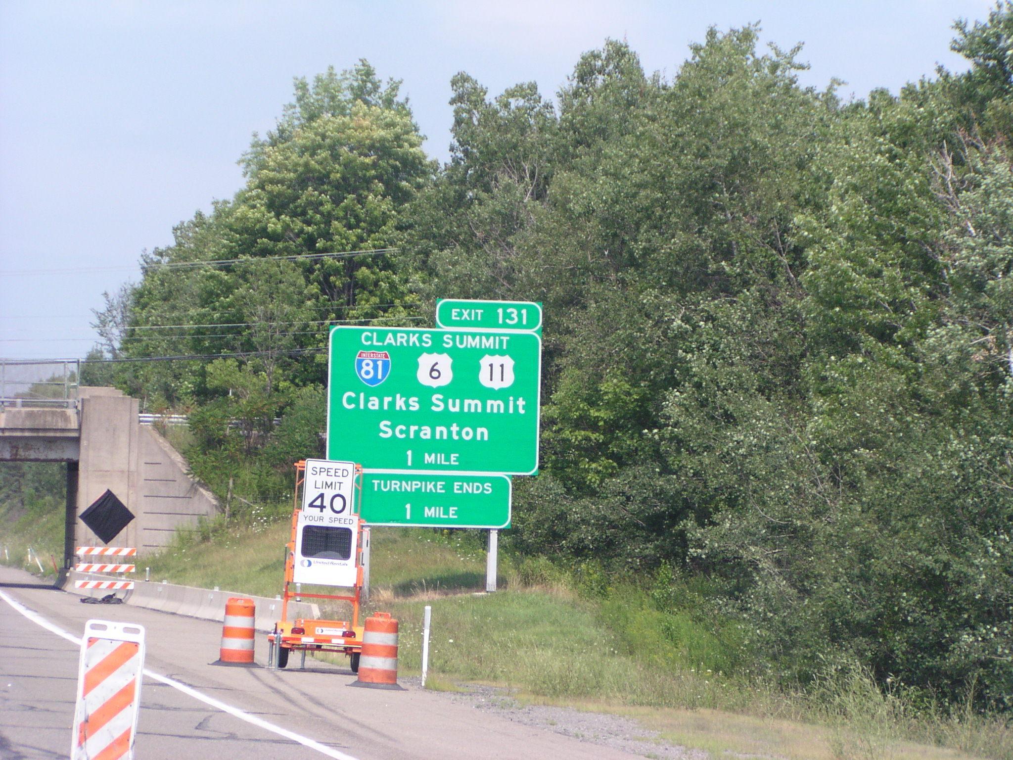Ashburn, Virginia, to Williamstown, Massachusetts - August 7, 2005
