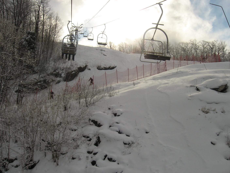 Bousquet Mountain Pittsfield Massachusetts February 10