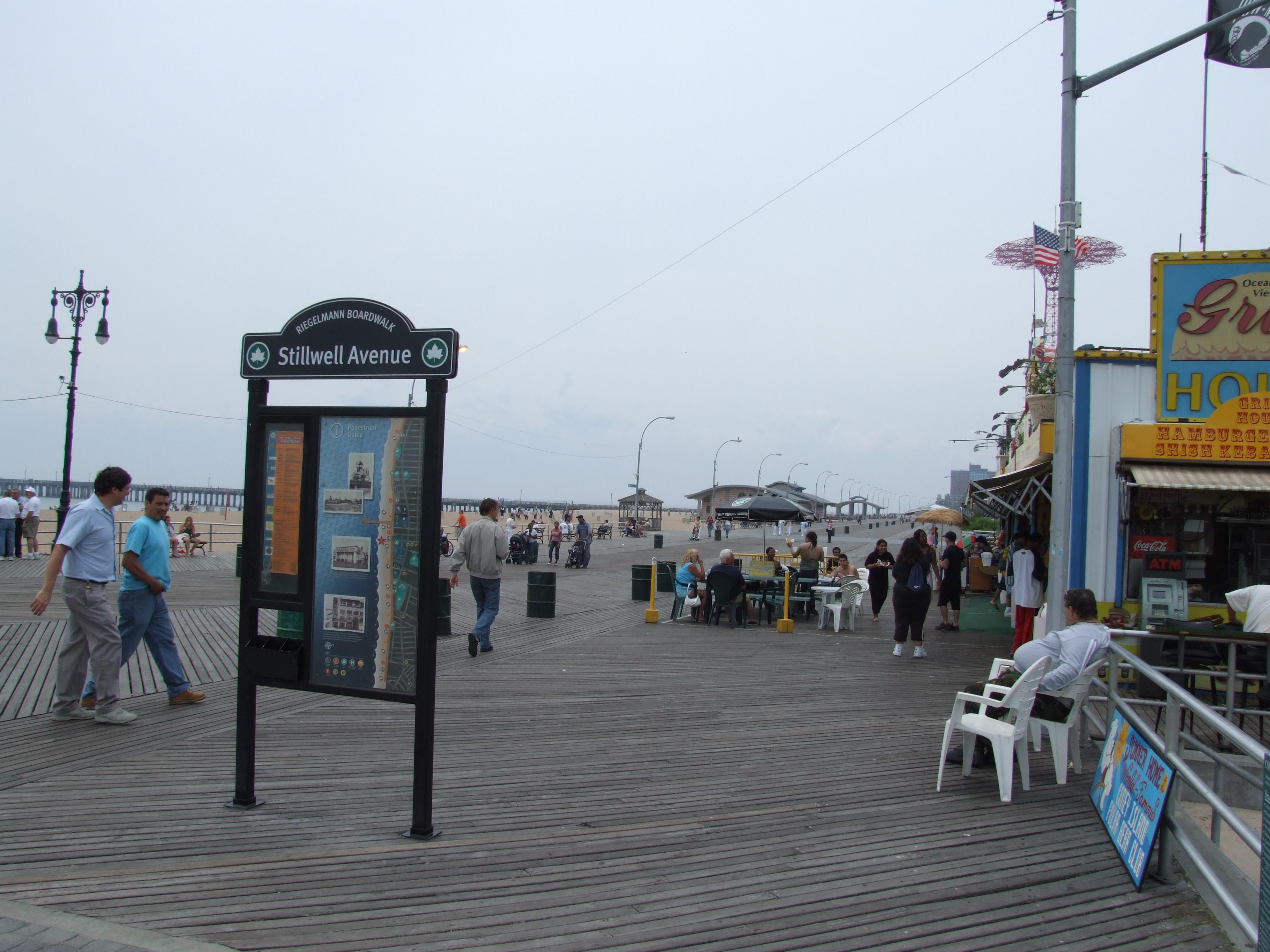 James Coney Island Near