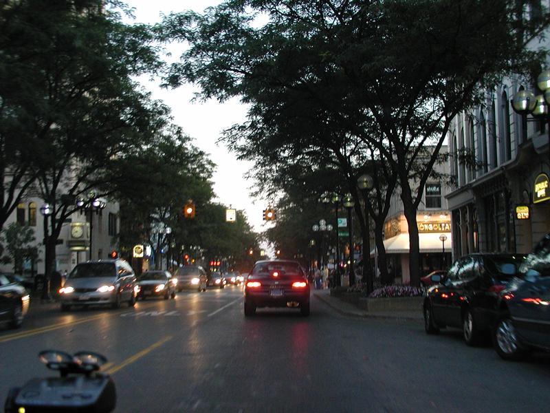 Motel  Ann Arbor Michigan