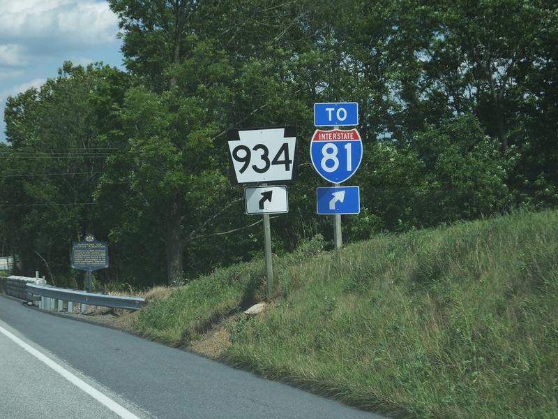 I 81 Traffic Pa