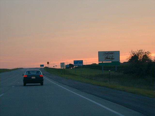 Why Do You Have So Many Pictures of Road Signs?