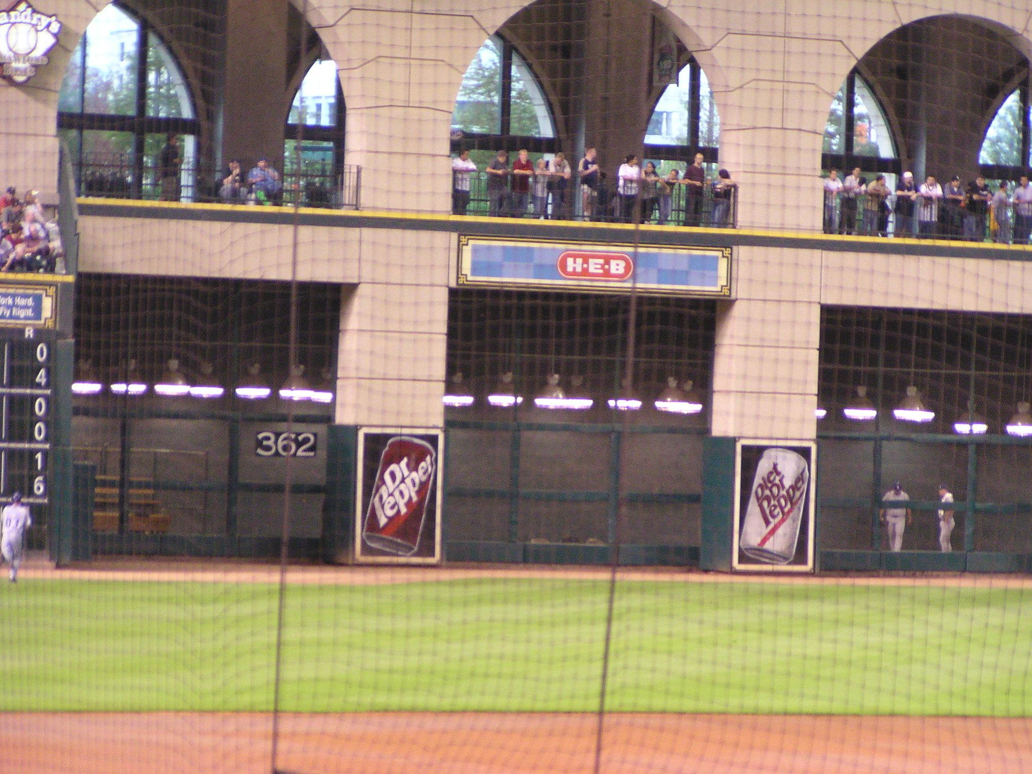 Minute Maid Park, Houston, Texas - August 28, 2003