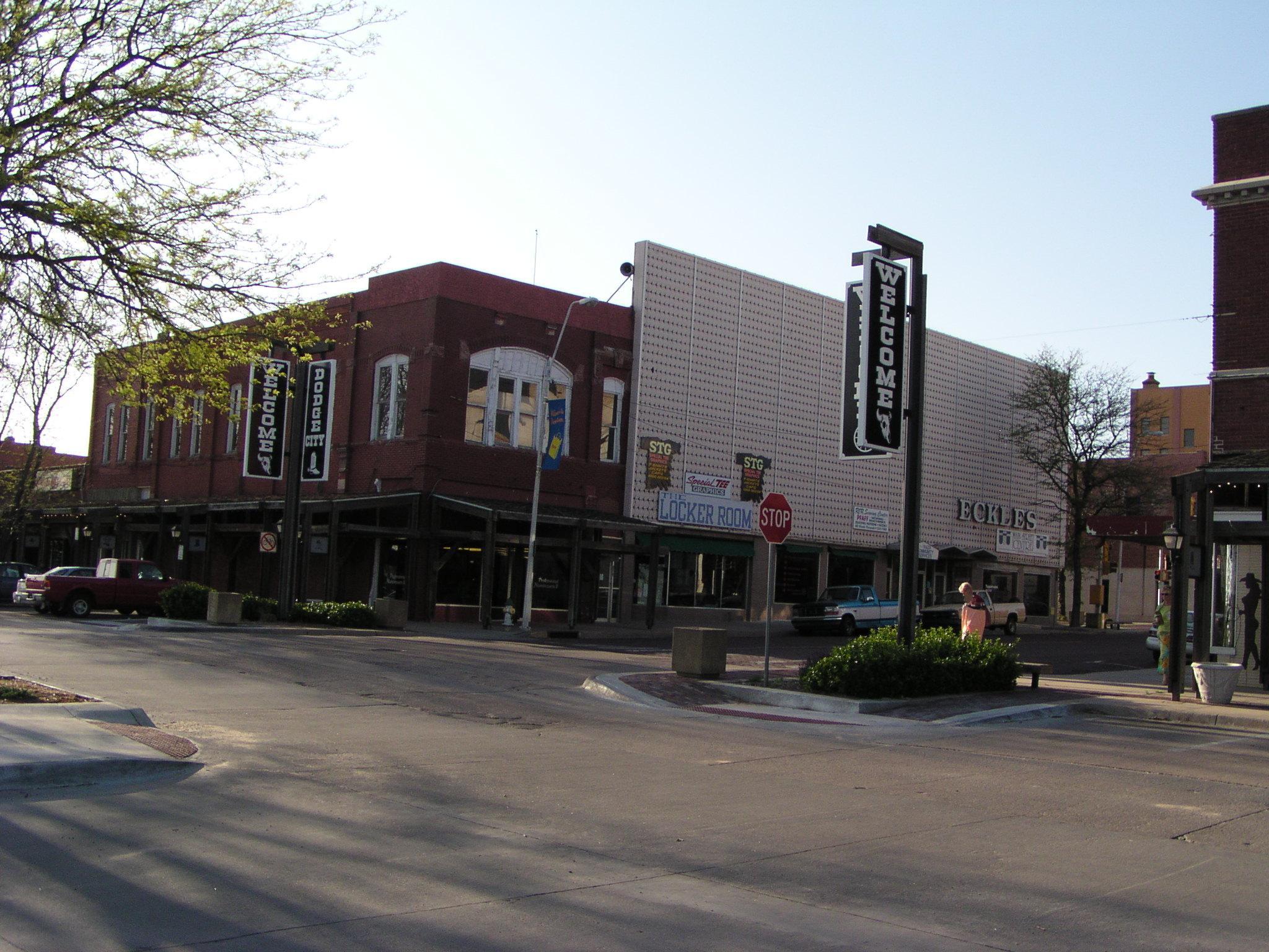 Dodge City Kansas April