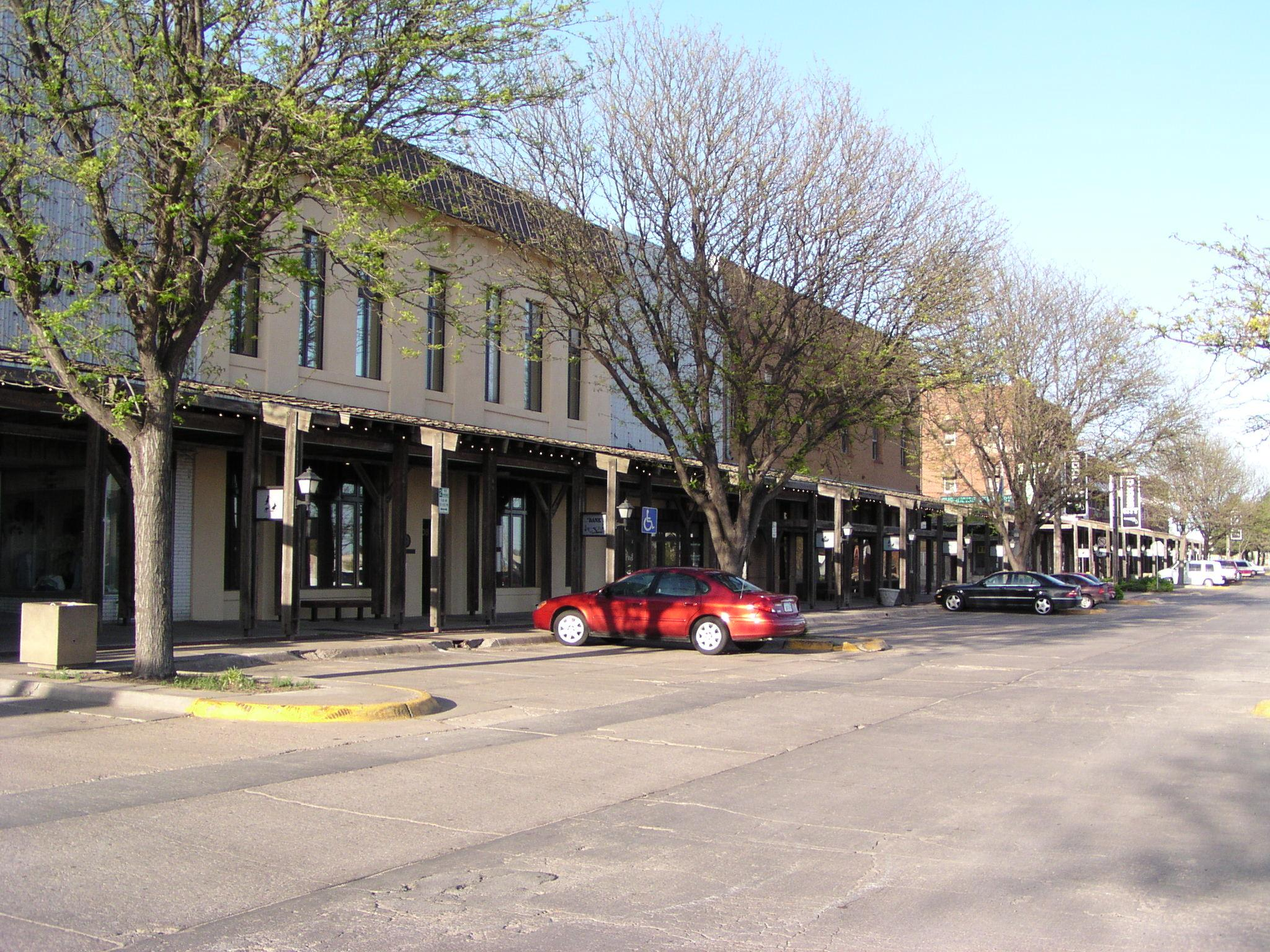 Dodge City, Kansas - April 27, 2004
