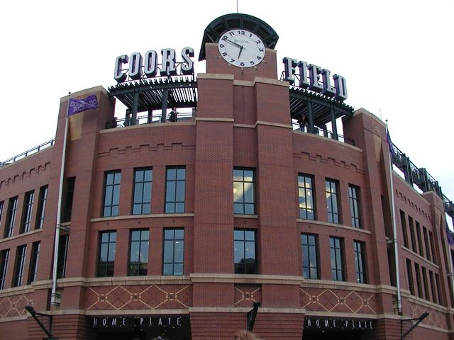 Coors Field - Denver, CO