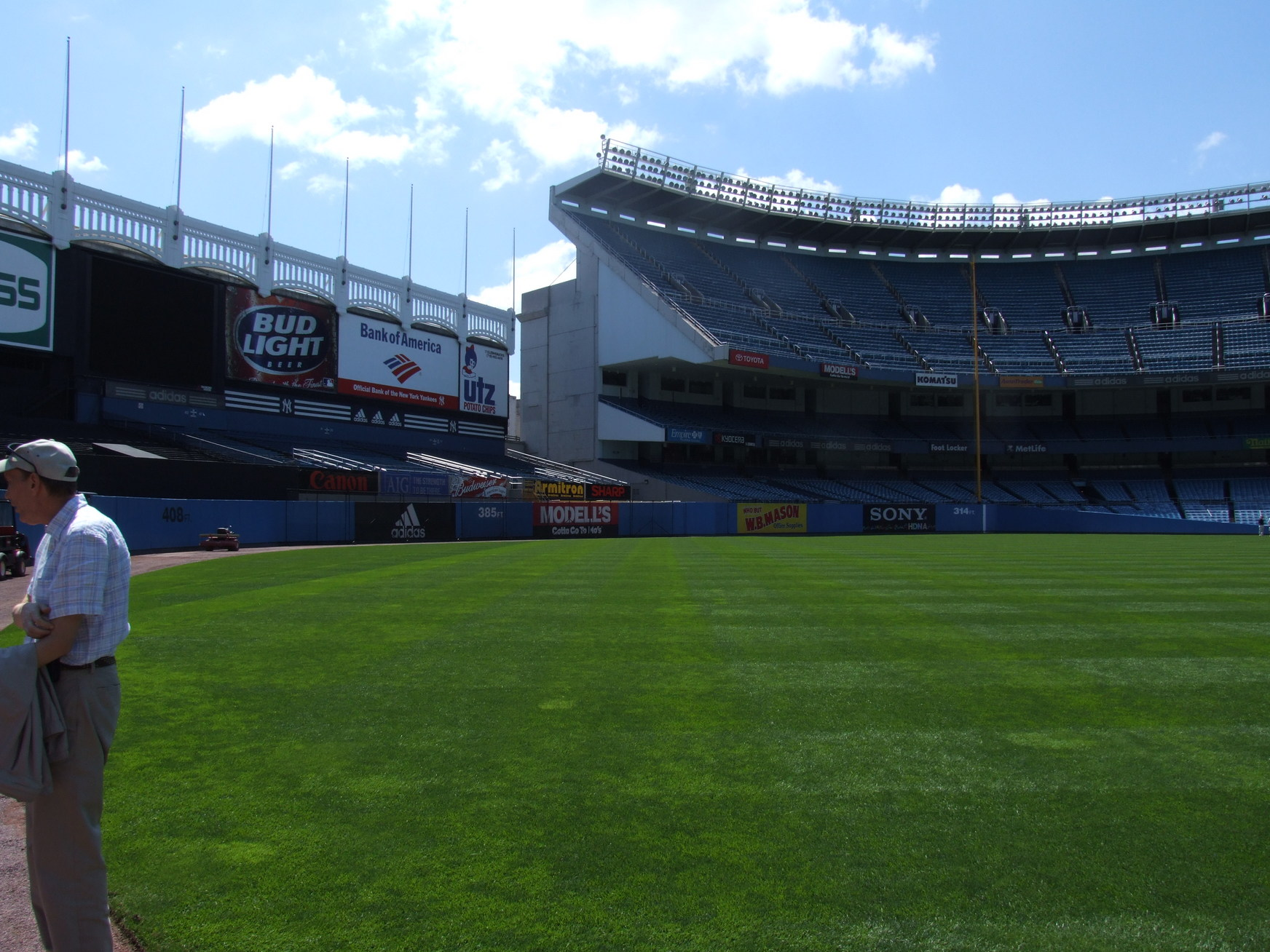 Yankee Stadium Tours  Game Tickets  Free Tours by Foot